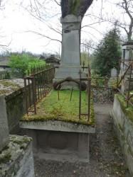 Tombe des deux époux – Cimetière du Père Lachaise – Paris (75020)