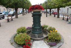 Borne-fontaine – Saint-Benoît-sur-Loire