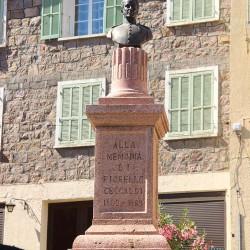 Monument commémoratif du Général Fiorello Ceccaldi