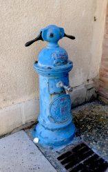 Borne-fontaine Bollée – Molières