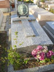 Tombe de la famille Barbot – Cimetière du Père Lachaise – Paris (75020)