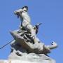 Monument aux morts de 1870, dit Pour le drapeau - Villeneuve-sur-Lot - Image4