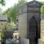 Portes de chapelles sépulcrales - Division 95 (1) - Cimetière du Père Lachaise - Paris (75020) - Image5
