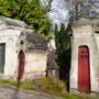 Portes de chapelles sépulcrales - Division 52 - Cimetière du Père Lachaise - Paris (75020) - Image15
