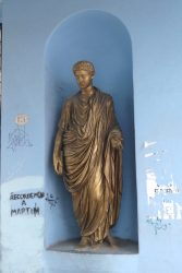 L'empereur Commode – Escuela tecnica 15 « Maipu » – Buenos Aires