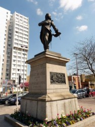 Monument à Rouget de Lisle – Choisy-le-Roi