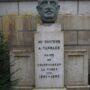 Monument à Amédée Tarrade (fondu - remplacé) - Châteauneuf-la-Forêt - Image1
