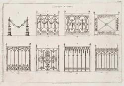 DUR_1868_PL281 – Entourages de tombes