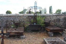 Tombe familiale d'Émile Viry – cimetière – Auvet-et-La-Chapelotte