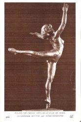 La danseuse Nattova (fondu) – Bry-sur-Marne