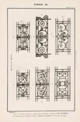 DUR_1889_PL033 – Balcons de croisées