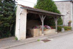 Fontaine-Lavoir – Ahéville