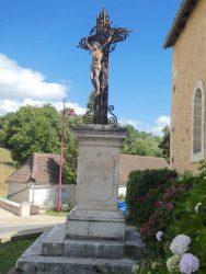 Christ en croix ((Calvaire) – Lacropte