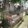 Entourages de tombes (1) - Division 56 - Cimetière du Père Lachaise - Paris (75020) - Image19