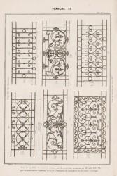 DUR_1889_PL038 – Balcons de croisées