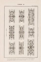 DUR_1889_PL039 – Balcons de croisées