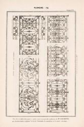 DUR_1889_PL075 – Grands balcons ou balustrades