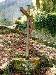 Christ en croix du parc Malet – Angoulême