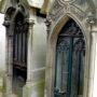 Portes de chapelles sépulcrales (2)  - Division 70 - Cimetière du Père Lachaise - Paris (75020) - Image9