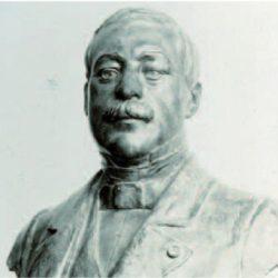 Buste d'Achille Benoit – Cluses (74300)