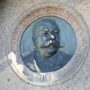 Médaillon de la sépulture Étienne Bigot - Cimetière de Montparnasse - Paris (75014) - Image1