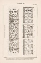 DUR_1889_PL138 – Grands balcons et balustrades