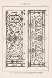 DUR_1889_PL141 – Balustrade