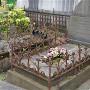 Ornements de sépulture (entourages) - Division 92 - Cimetière du Père Lachaise - Paris (75020) - Image6