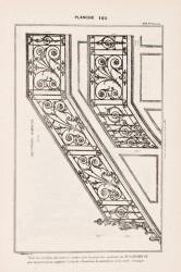 DUR_1889_PL160 – Balustrades rampantes