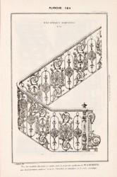 DUR_1889_PL164 – Balustrades rampantes