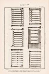 DUR_1889_PL172 – Balustrades de ponts
