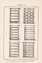 DUR_1889_PL173 – Balustrades de ponts