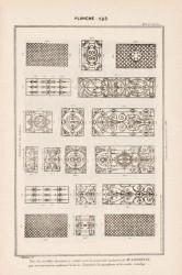 DUR_1889_PL188 – Panneaux de portes