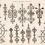 DUR_1889_PL313 - Ancres et séparations de balcons - Image1