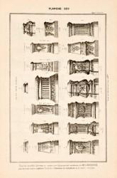 DUR_1889_PL327 – Socles pour statues