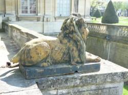 Paire de lions – Choisy-le-Roi