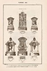 DUR_1889_PL383 – Fontaines de cours