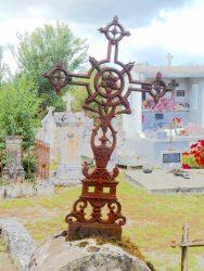 Croix funéraires – Cimetière – Nontronneau