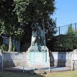 Monument aux Morts du Racing-Club –  Roubaix