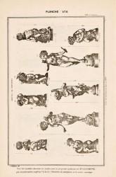 DUR_1889_PL476 – Groupes de fontaines