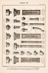 DUR_1889_PL495 – Tuyaux et cuvettes pour chéneaux et tuyaux de ventilation d'égouts