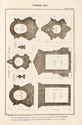 DUR_1889_PL509 – Lucarnes et œils de bœuf