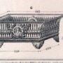 Ornements, croix et corbeilles - Division 51 - Cimetière du Père Lachaise - Paris (75020) - Image8