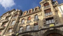 Balcons et lambrequins – Roanne