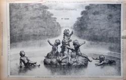 DUC_VO_PL406_F260 – Groupe d'enfants – Ornements de bassin