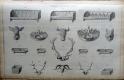 DUC_VO_PL272_F511 – Mangeoires à porcs, volailles et chiens – Têtes et crânes