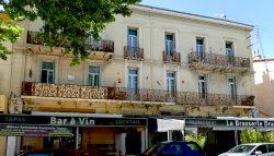 Balcons de l'allée d'Azémar – Draguignan