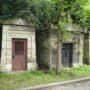 Portes de chapelles sépulcrales  - Division 30 - Cimetière du Père Lachaise - Paris (75020) - Image7
