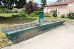 Fontaine 1/3 – Saint-Maurice-sur-Mortagne