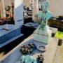 Buste de la sépulture Bloche - Cimetière de Montparnasse - Paris (75014) - Image1